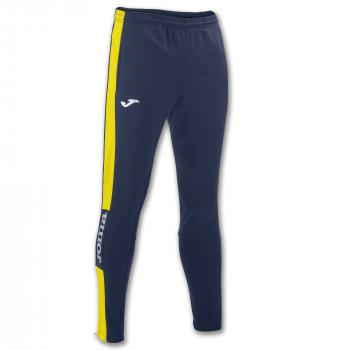 JOMA Pants CHAMPION IV - DARK NAVY/YELLOW