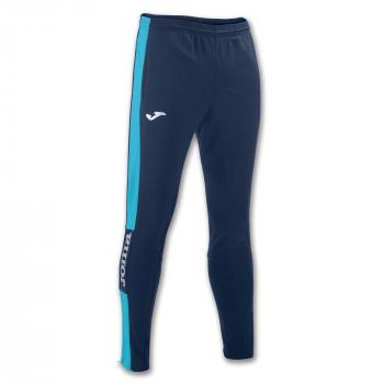 JOMA Pants CHAMPION IV - DARK NAVY/FLUOR TURQ