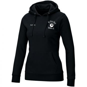 JAKO Damen Hoody - Kiss Shot Dallau