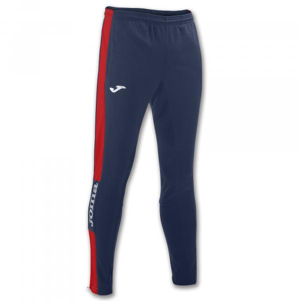 JOMA Pants CHAMPION IV - DARK NAVY/RED