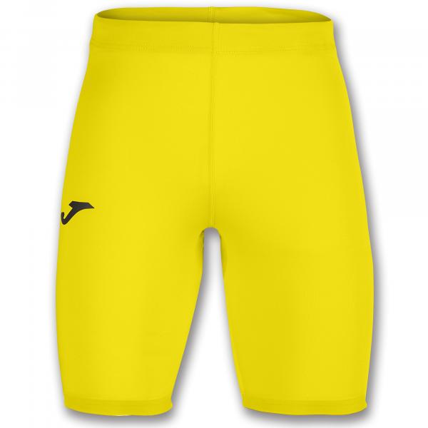 JOMA Thermo-Shorty BRAMA ACADEMY - YELLOW